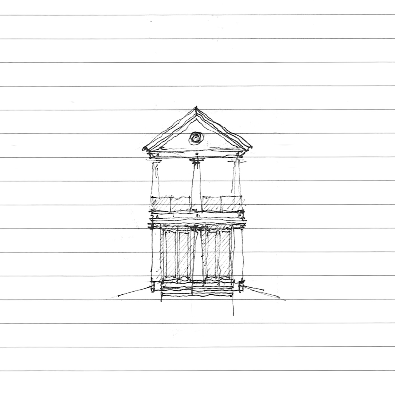 Robert stern houses plans